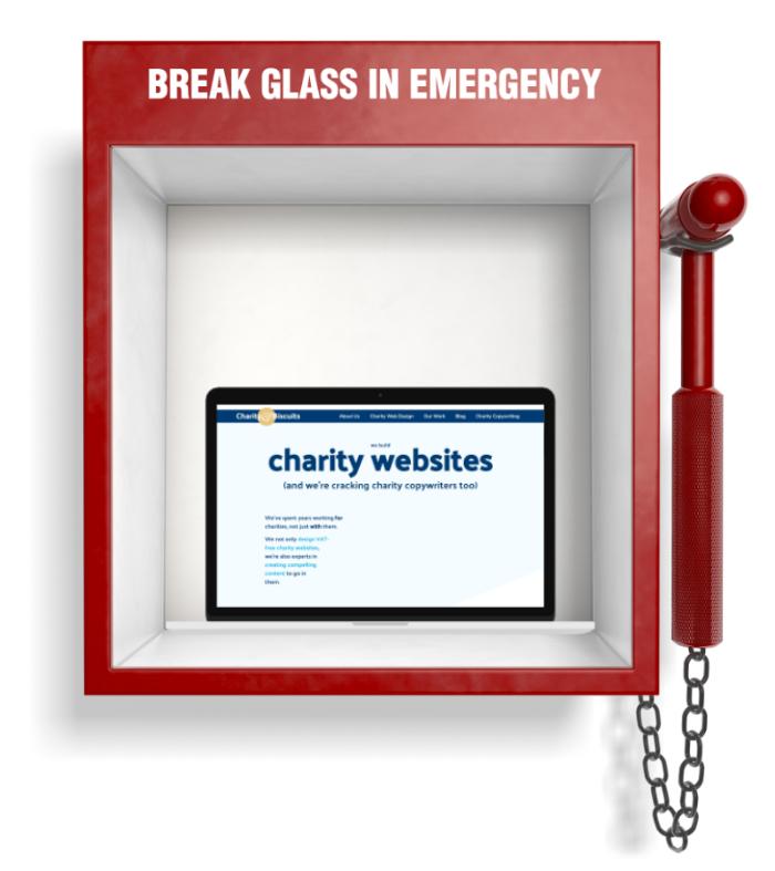 Emergency websites